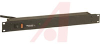 Protector, Surge; 6; 6 in.; Rack Mount;Telephone and communication lines -- 70091742