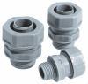 Conduit Connectors for SILVYN® FD-PU & SILVYN® FPS Conduit -- SILVYN® USK/USK-M