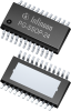 SPIDER | Multichannel Relay/LED driver with SPI -- TLE7233EM -Image