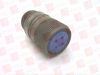 AMPHENOL 97-3101A18-10S ( CIRCULAR CONNECTOR RECEPTACLE, SIZE 18, 4 POSITION, CABLE; PRODUCT RANGE:97 SERIES; CIRCULAR CONNECTOR SHELL STYLE:CABLE MOUNT RECEPTACLE; NO. OF CONTACTS:4CONTACTS; CIRCU... -Image