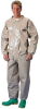 Andax Industries ChemMAX 4 C42110 Coverall - Large -- C-42110-SS-T-L -Image