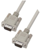 Premium Molded D-Sub Cable, HD15 Male / Male, 6.0 ft -- HAD00010-6F -Image