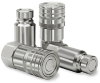 X66 Flat-Face Stainless Steel Couplings -- Series 766 -- View Larger Image