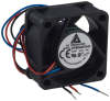 DC Brushless Fans (BLDC) -- 603-1008-ND -- View Larger Image