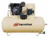 Ingersoll Rand 10-HP Two-Stage Air Compressor Fully Packaged -- Model 2545E10-FP-200