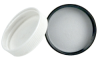 Polypropylene Caps with Pressure Sensitive Liner -- 66670