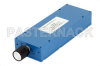 Adjustable Phase Shifter, DC to 8.2 GHz, with an Adjustable Phase of 60 Deg. Per GHz and SMA -- PE8245 -Image
