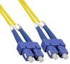 10m SC -SC Singlemode Duplex 9/125 Fiber Optic Cable (32.8ft) -- 10SC-SC10 - Image