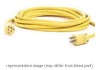 Electrical Extension 50-Ft Yellow 600V -- 78678879554-1