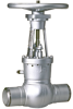 Flanged or Weld End Gate Valve -- AKG-A/AKGS-A