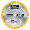 DEWALT 8-1/4 In. 40T Carbide Saw Blade -- Model# DW3184