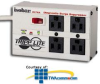 Tripp Lite 4 AC Outlet Ultra Diagnostic Surge Suppressor -- ISOBAR-4-ULTRA -- View Larger Image