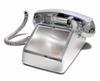 Asimitel 5500 CP All-Chrome No-Dial Desktop Telephone - Image