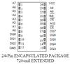 16k Nonvolatile SRAM -- DS1220AB - Image