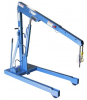 Standard Series Straddle Floor Cranes -- HP2000