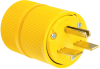 Gator Grip Plug, Yellow -- D0631 -- View Larger Image