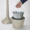 Standard LitterMate Waste Containers -- Y38