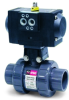 Hayward PM Series Pneumatic Actuators & True Union Ball Valves -- 20875 -- View Larger Image