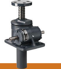 oyce 5-ton worm gear machine screw jacks lift and precisely position loads. Upright or inverted, these jacks operate at full capacity in tension or compression and are available in Translating, Keyed for non-rotation and KFTN designs.