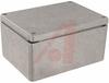 Enclosure; Aluminum Alloy; 5.83 X 4.25 X 2.95 in.; Natural -- 70148289
