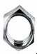 Hexagon Nuts for Fixing Panel Mounting Sockets and Receptacles -- MU/M8x0,5 - Image