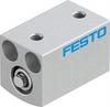 ADVC-6-10-P Short stroke cylinder -- 526900 -Image