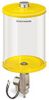 Yellow Color Key, Clear View Full Flow Electro Dispenser, 1/2 gal Pyrex Reservoir, 120V/60Hz -- B5164-064PB1206YW -- View Larger Image