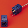 4-Prong Dual Circuit Standard Connector -- DTC Series