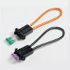 AFH Series - Aftermarket - In-Line Panel Mount Molded Fuseholder for ATO® Series Automotive Fuses -- AFH2