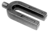 Forged ''U'' Clamp: 10 Length x 7/8 Stud Size -- 33923 - Image