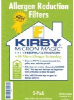 Kirby Micron Magic HEPA Filtration with Allergen Reduction Bags - Style F - Genuine - (2 Pack) -- K-E205808A