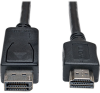 DisplayPort to HD Cable Adapter (M/M), 10-ft. -- P582-010 - Image