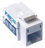 Modular Jack -- CON-1P-C5E-WH