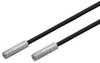 Fiber optic through beam sensor -- E20606 -Image