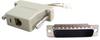 25 Pin Male RJ11/12 D-Sub Modular Adapter -- 85-307 - Image