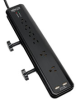 Desk Clamp Mount Strip - Protect It! Surge Suppressor -- TLP606DMUSB
