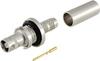 Micro BNC Connectors, Straight Cable, Jacks -- MBNCJ-1.5C2V - Image