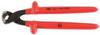 Insulated End Cutter,10 In L,Red -- 26X255