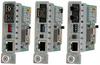 100BASE-TX to 100BASE-FX Managed Ethernet Media Converter -- iConverter® 100Fx/Tx