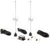 Dual Band Duplexed Antenna Kit 108-174 380-870 MHz NMO Mount/N Type Connectors -- PE51AK1000 -Image