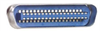 SCSI-1 Molded Cable, CN50 Male / Female, 1.0m -- CA752MF-1M -- View Larger Image