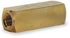 Check Valve,Brass,1/2-14,15 GPM,2000 PSI -- 1A860 - Image