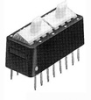 TE Connectivity 435470-5 DIP, Rotary DIP, SIP Switches and DIP Shunts - Standard -- 435470-5