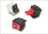 Miniature Rocker Switch -- 610/620 Series - Image