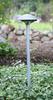 Craftsman Seriies Silver Smooth Cap Path Light -- CCPL2S