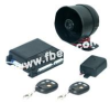 Car Alarm & Central Lock System -- FBCAS01