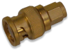 SMA Male to BNC Male, Adapter -- 9244