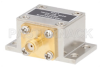 50 Watt RF Load Up to 3 GHz With SMA Female Input Square Body Nickel Plated Brass -- PE6232 -Image