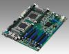 Dual LGA 2011-R3 Intel® Xeon® E5-2600 v3/v4 EATX Server Board with DDR4, 4 PCIe x16+ 2 PCIe x8(Gen 3.0), 4 USB 3.0 -- ASMB-923 -Image