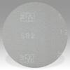 3M 483W Silicon Carbide Deburring Disc - Fine Grade - Arbor Attachment - 7 7/8 in Diameter - 3/16 in Center Hole - 61098 -- 051111-61098 - Image